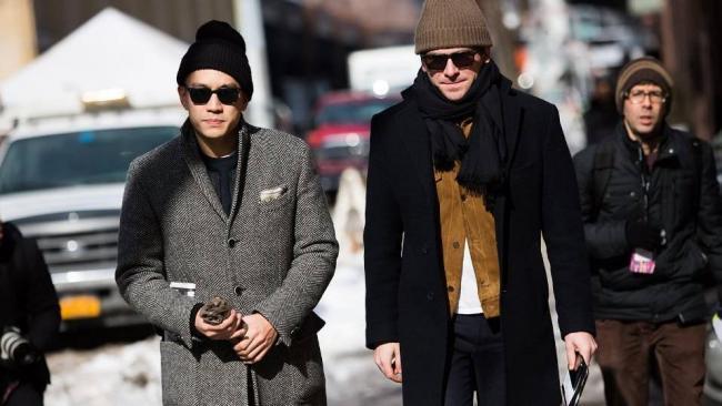 как правильно носить шапку мужчинам